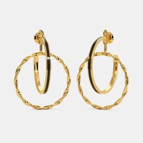 The Apra Convertible Earrings
