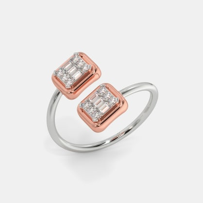 The Lilianan Top Open Ring