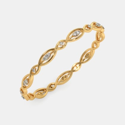 The Edelmira Round Bangle