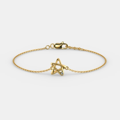 The 5 Point Star Bracelet