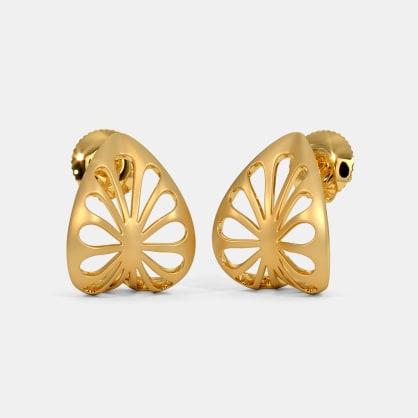 The Gwri J Hoop Earrings