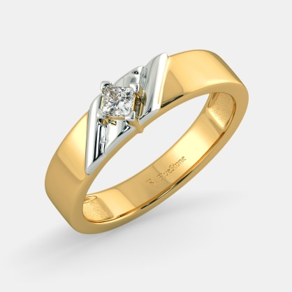 The Daring Hero Ring