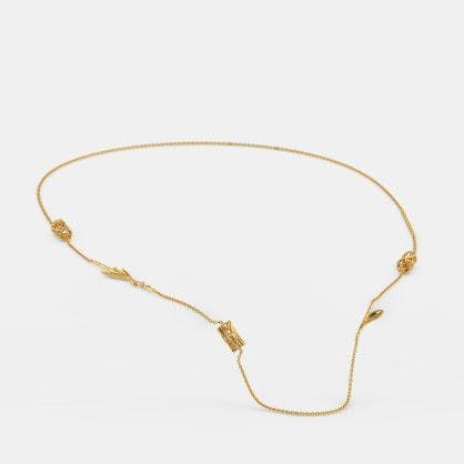 The Lau Station Necklace