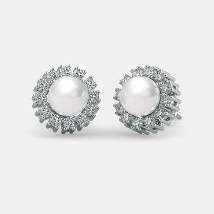 The Attina Stud Earrings