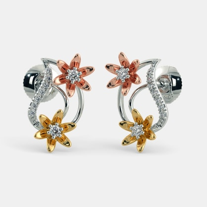 The Calynda Stud Earrings