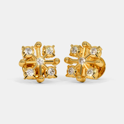 The Dhanvi Stud Earrings