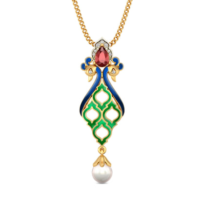 The Aafreen Pendant