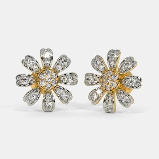 The Nario Stud Earrings