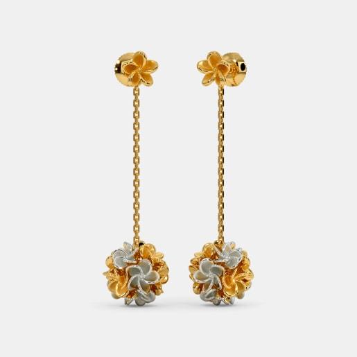 The Temple Tree Dangler Earrings