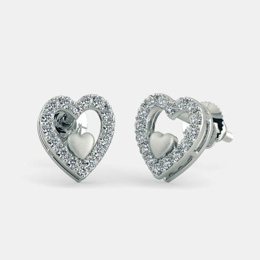 The Jubilant Heart Earrings