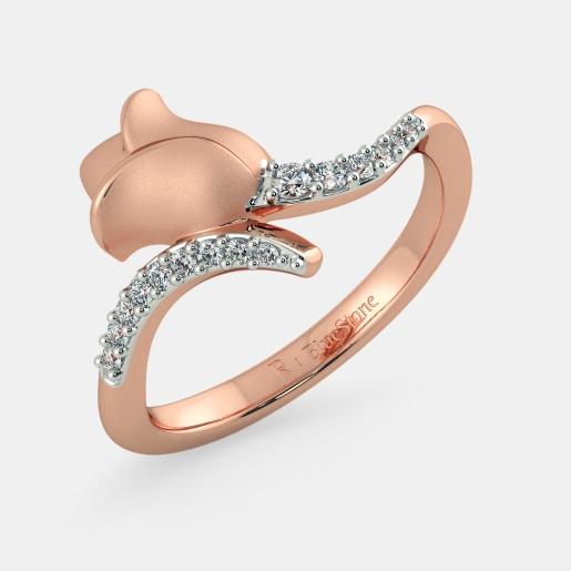 The Gentle Tulip Ring