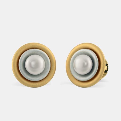 The Alka Stud Earring