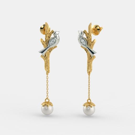 The Qiana Drop Earrings