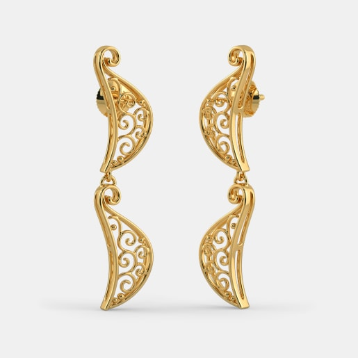 The Impressive Art Earrings