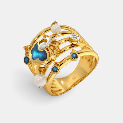 The Erina Charm Ring