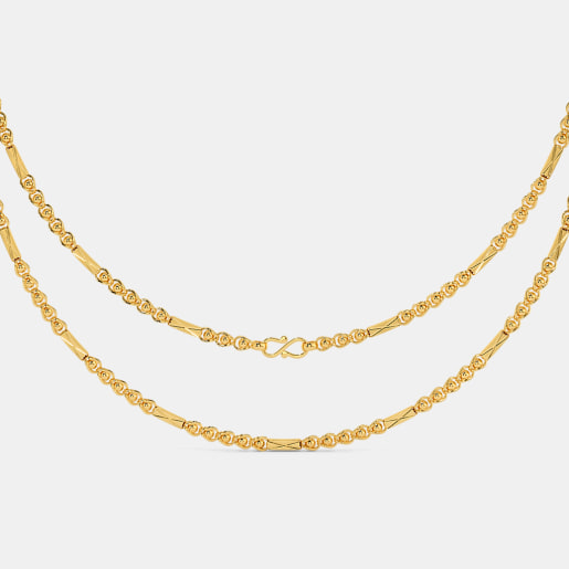 The Skylar Gold Chain