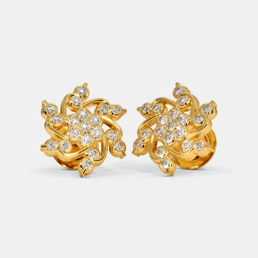 The Bhriti Stud Earrings