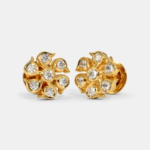 The Devna Stud Earrings