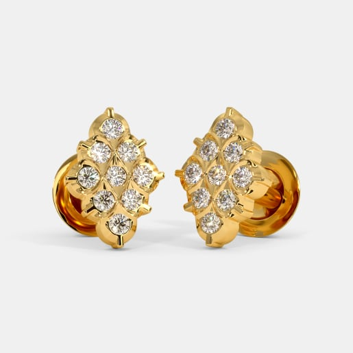 The Geeti Stud Earrings