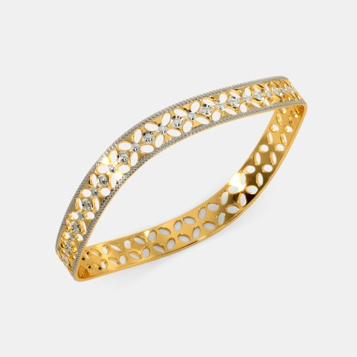 The Sylvan Decked Bangle