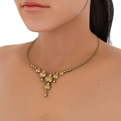 The Floral Ambrosia Necklace