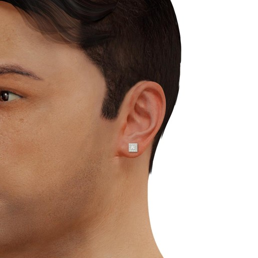 The Savant Earring For Him