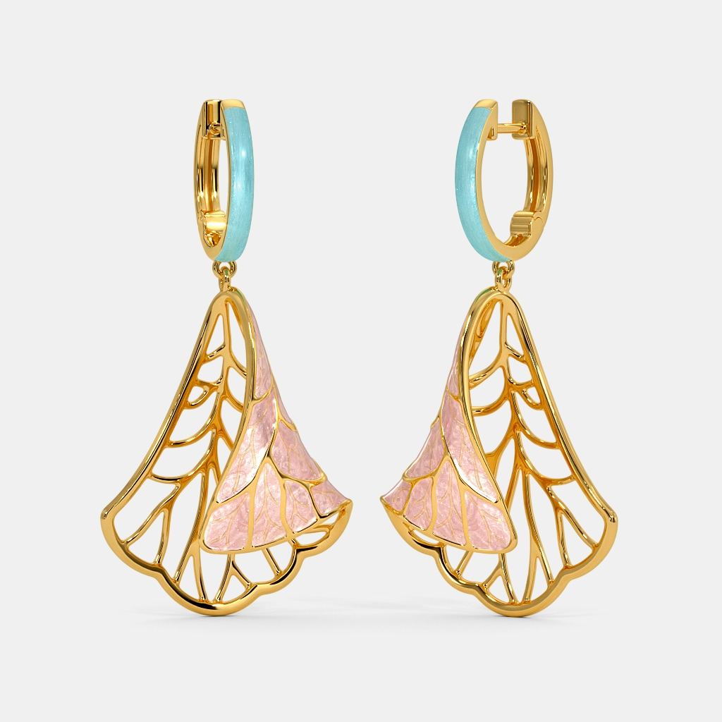 The Morski Drop Earrings