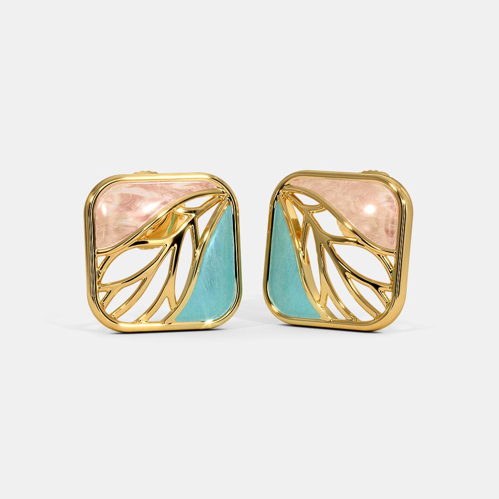 The Dictoya Stud Earrings