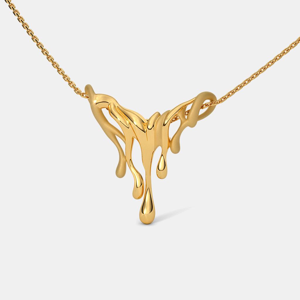 The Tropfen Necklace