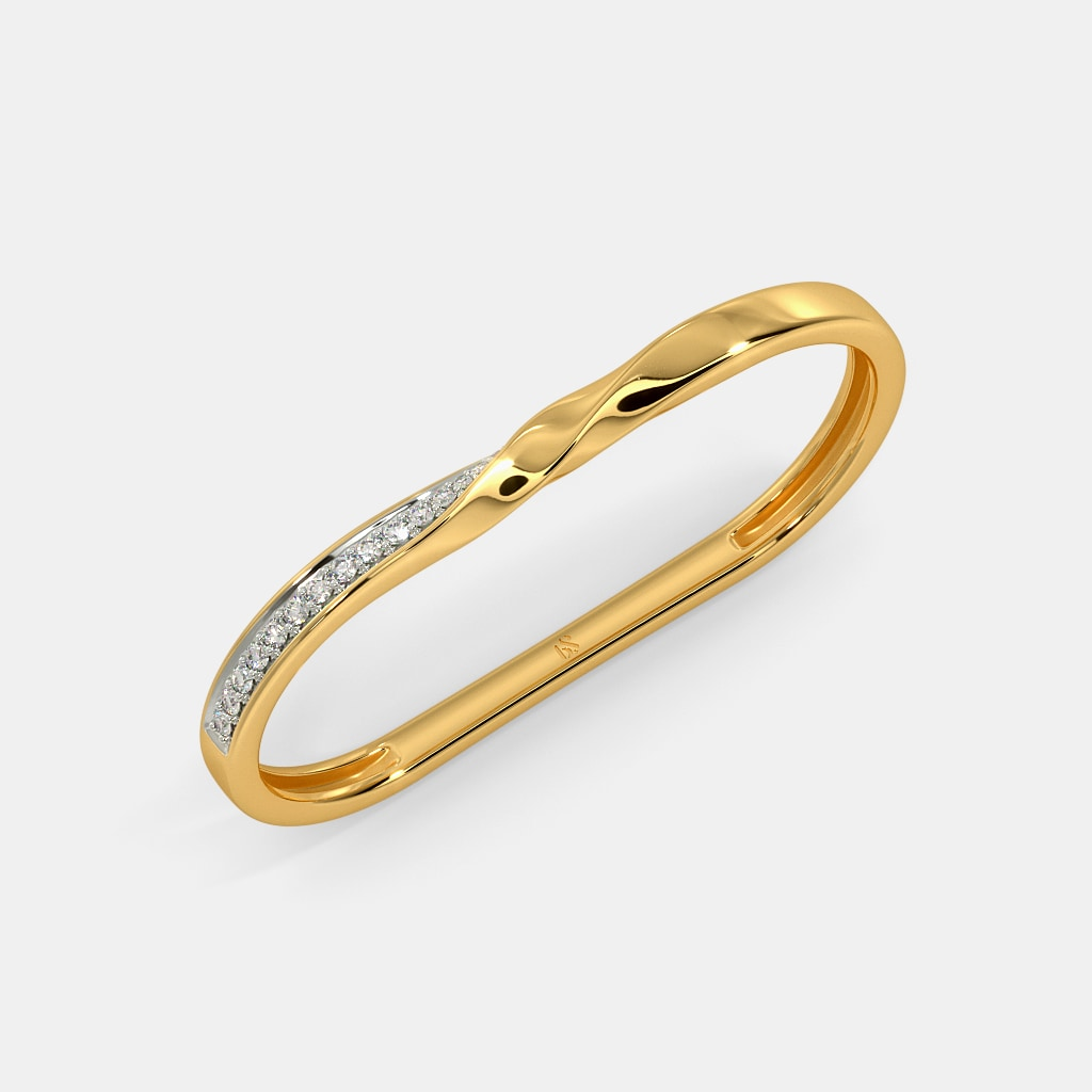 The Jhonita Two Finger Ring