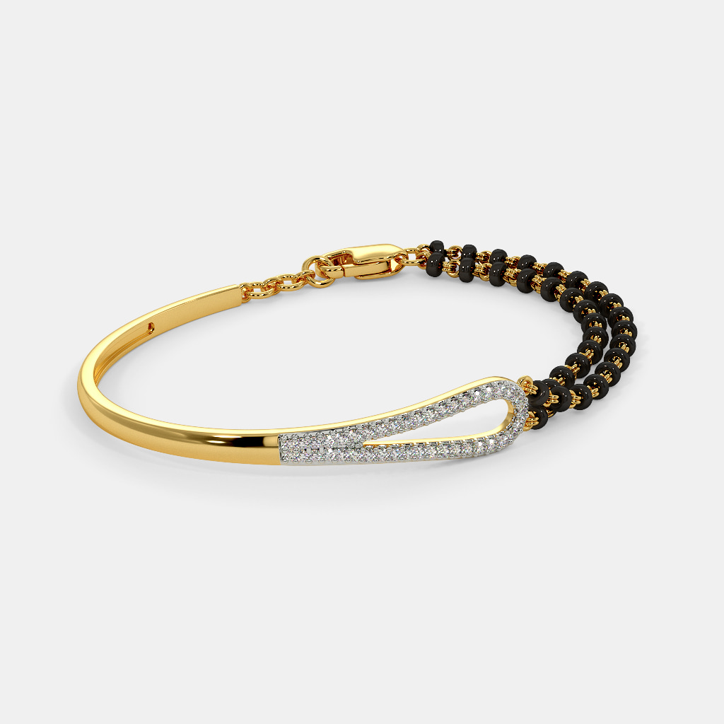 The Dayamayee Mangalsutra Bracelet