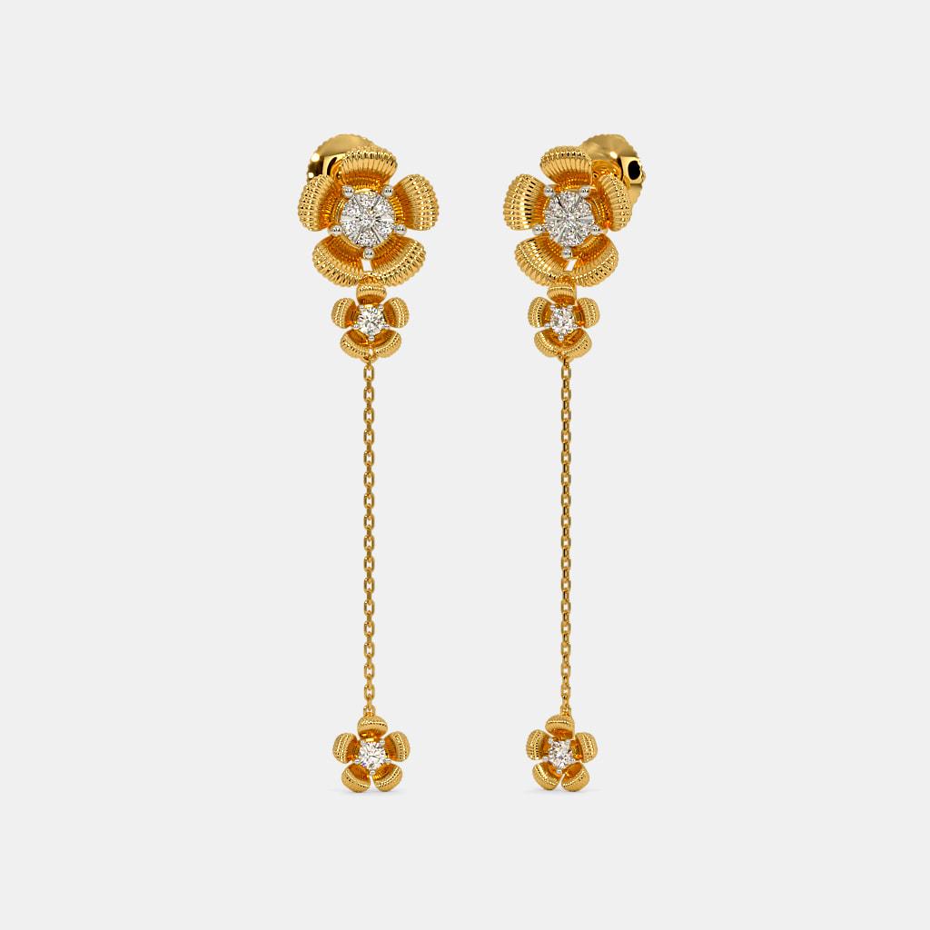The Leilani Drop Earrings