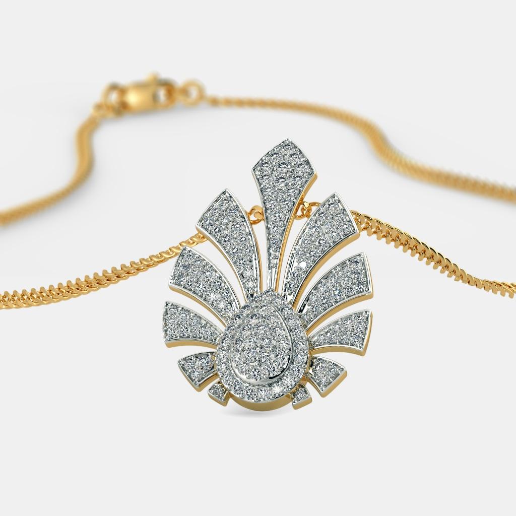 The Mayurakshi Pendant