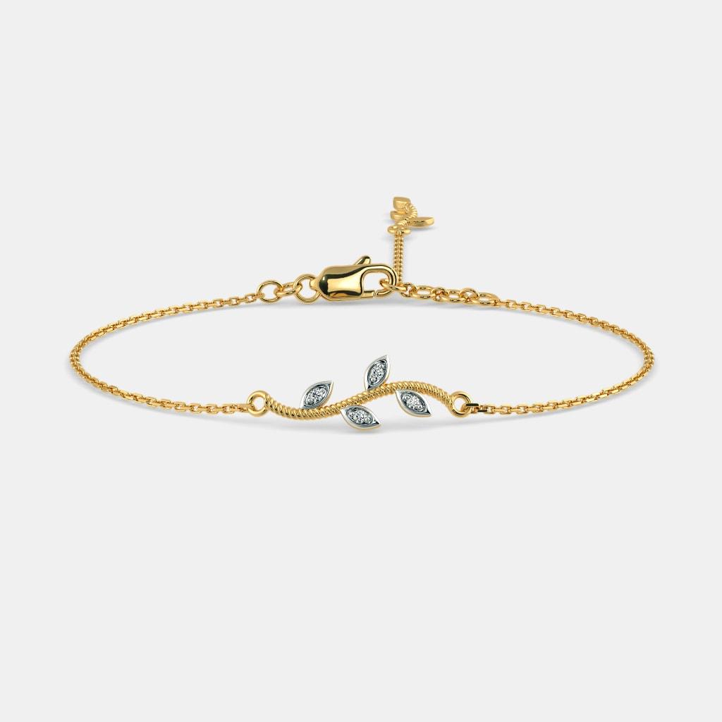 the elizabeth bracelet bluestone com
