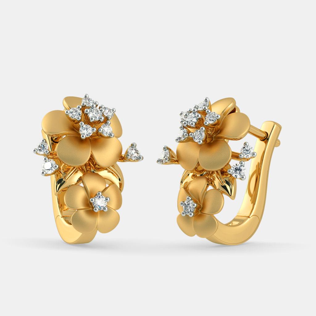 df40060459e2e The Dishi Hoop Earrings