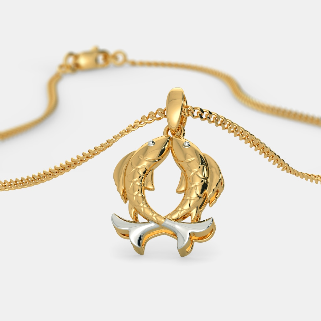 The Fishes Pendant