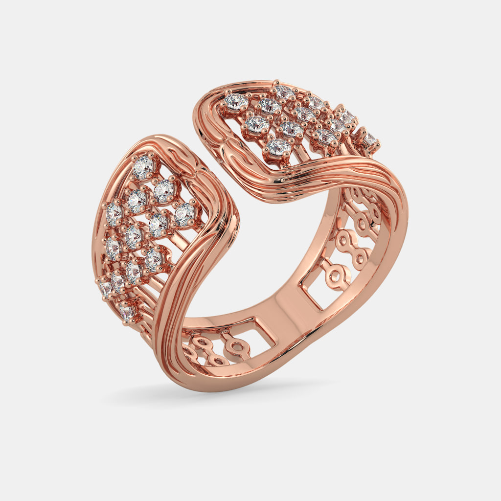 The Zarina Top Open Ring