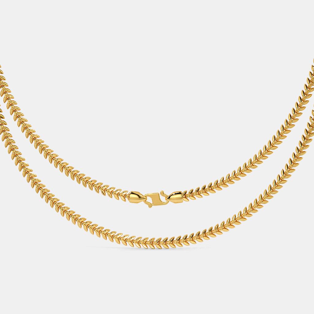 The Shravya Gold Chain