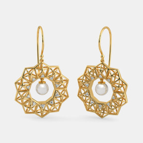 The Enwrap Drop Earrings