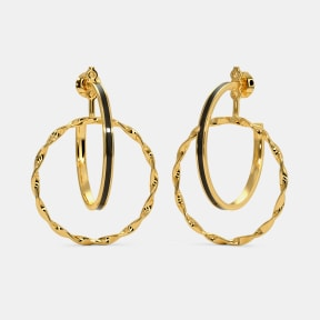 The Apra Convertible Earrings
