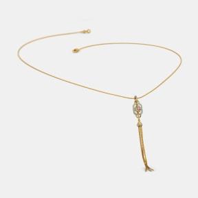 The Casket Tassel Necklace
