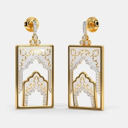 The Mewari Drop Earrings