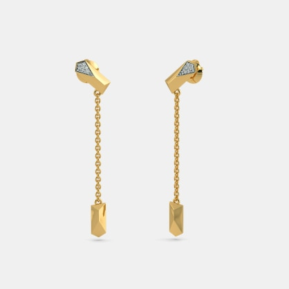 The Vigour Drop Earrings