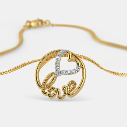 The Encircling Love Pendant