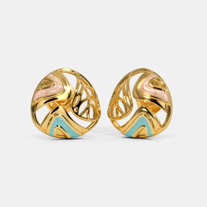 The Levine Stud Earrings