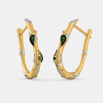 The Ilisha Hoop Earrings
