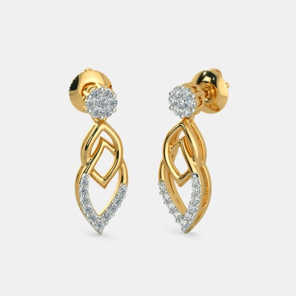 The Aada Drop Earrings