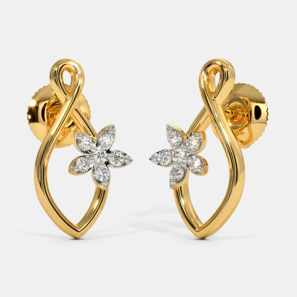 The Aaraina Stud Earrings