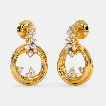 The Portia Stud Earrings