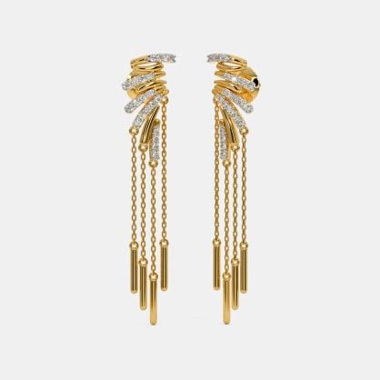 The Mayasura Dangler Earrings